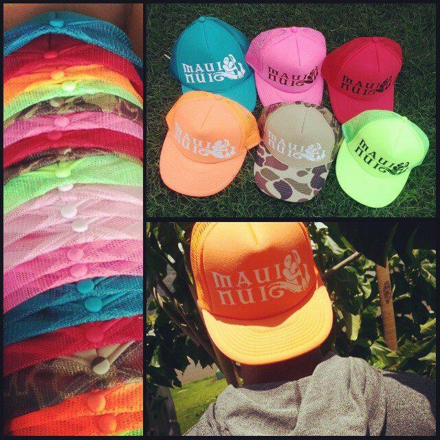 Hat's Hat's Hat's!